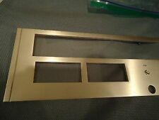 Marantz 2100 Stereo Tuner Parting Out Faceplate Partial + Glass