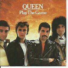 7'Queen   Play the Game/A Human Body   Germany NEAR MINT