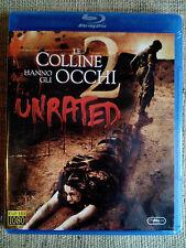 Le Colline Hanno gli Occhi 2 Unrated - Blu-ray Disc nuovo sigillato