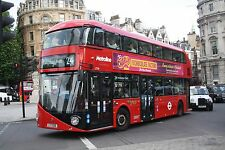 New bus for London - Borismaster LT26 6x4 Quality Bus Photo
