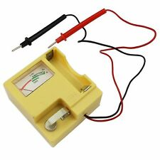 Watch Battery Cell Tester Testing 1.5V to 3V  Repair Test Tool Check Charge