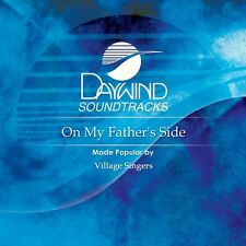 Village Singers - On My Father's Side - Accompaniment CD New