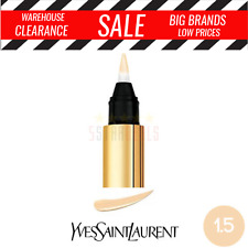 YSL Yves Saint Laurent Touche Eclat Radiant Touch Shade 1.5 Luminous Silk NEW UK