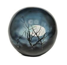 Midnight Moon Sphere of Life Cremation Urn for Human Ashes~ADULT~Exclusive