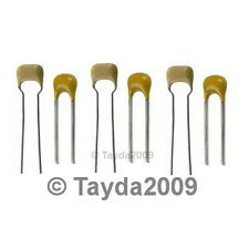 3 x 1uF 50V Multilayer Monolithic Ceramic Capacitor