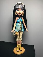 Monster High Cleo De Nile Original Doll
