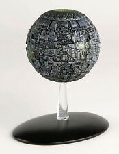 Eaglemoss Diecast Star Trek Borg Sphere  EM-ST0010 TV MOVIE SERIES & MAGAZINE 10