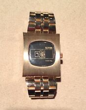 Sutton Men's Manual Digital Mechanical Swiss Gold Plated Watch - Make Offer