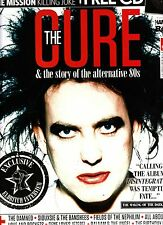 THE CURE & THE STORY OF THE ALTERNATIVE 80s Fan Pack: MAGAZINE +15 Track CD @New
