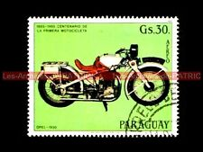 OPEL - 1930 - PARAGUAY : Timbre Poste Moto