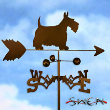 Hand Made Scottish Terrier Dog Weathervane *NEW*
