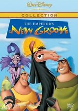 The Emperor's New Groove (DVD, 2003)