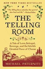 The Telling Room: A Tale of Love, Betrayal, Revenge, and the World's G-ExLibrary