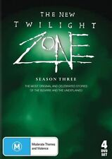 The New Twilight Zone Season 3 New DVD Region ALL Sealed NTSC