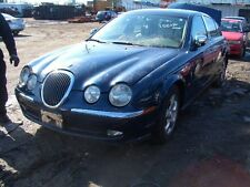 00 01 JAGUAR S TYPE STEERING GEAR/RACK POWER RACK PINION THRU VIN L86901 169873