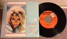 "NANCY SINATRA & LEE HAZLEWOOD / SUMMER WINE - TONY ROME - 7"" (Italy 1968)"