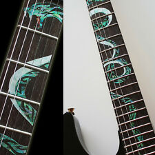 Fret Markers Neck Inlay Sticker Decal For Guitar -  Twisted Snake Abalone