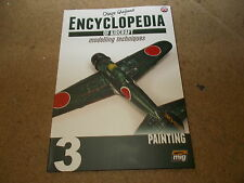 """Mig Ammo Encyclopedia of Aircraft Modelling Techniques Vol 3 """"Painting"""""""