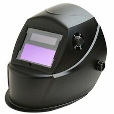 Century by Lincoln Variable Auto Darkening Welding Helmet Solar Powered 9 to 13