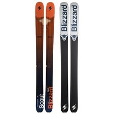 BLIZZARD SCOUT SKIS NEW 185cm  WITH ATOMIC FFG BINDINGS   $1200