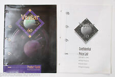 Vivitar 1998 Dealer Product Guide and Confidential Price List 60th Anv. USED B24