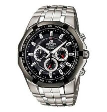 Casio Edifice EF-540D-1A Stainless Steel Analog Chronograph Men's Watch