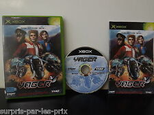 YAGER XBOX COMPLET