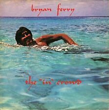 """7"""" Bryan Ferry (Roxy Music) – The 'In' Crowd // Germany 1974"""