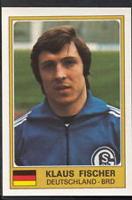Football Sticker - Panini Euro Football 1976 - No 54 - Klaus Fischer - Germany