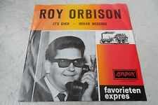ROY ORBISON IT'S OVER 45 FAVORIETEN EXPRES DUTCH
