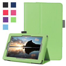 Slim Leather Flip Magnetic Tablet Stand Case Cover For Amazon Kindle Fire 7 2015