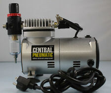 CENTRAL PNEUMATIC MINI AIRBRUSH COMPRESSOR S-93657
