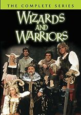 NEW Wizards and Warriors: The Complete Series (DVD)