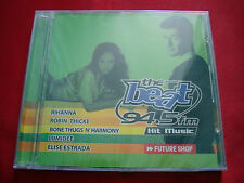 Rihanna Robin Thicke Bone Thugs Lumidee Elise Estrada Canada Promo CD NEW SEALED