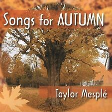 Songs for Autumn 2005 by Mesple, Taylor