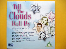 TILL THE CLOUDS ROLL BY,  STARRING AN ALL STAR CAST,  (1 DVD)