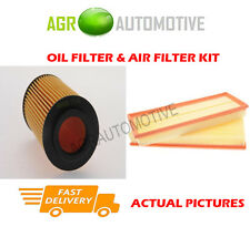 PETROL SERVICE KIT OIL AIR FILTER FOR MERCEDES-BENZ E350 3.5 292 BHP 2009-