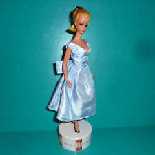 RARE 1950s VINTAGE ORIG LARGE GERMAN BILD LILLI DOLL WITH REPRO STAND