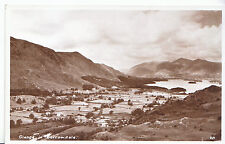 Cumbria Postcard - Grange in Borrowdale - Real Photograph    ZZ3092
