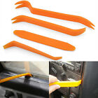 4x Auto Radio Panel Door Clip Trim Dash Audio Removal Installer Pry Repair Tools