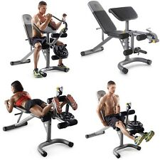 Weight Workout Bench Olympic Gym Power Stand Lifting Rack Training Exercise Home