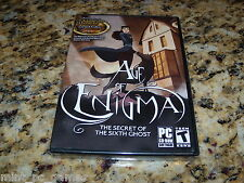 Age Of Enigma The Secret Of The Sixth Ghost (PC, 2011) Game Windows New