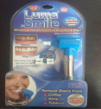 Fashion Luma Smile LED Dental Tooth Polisher Whitener Stain Remover Useful Tool