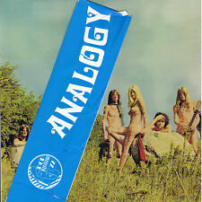 ANALOGY - LP prog rock beat psych gatefold AKARMA ak093 (180gr vinyl)  MINT