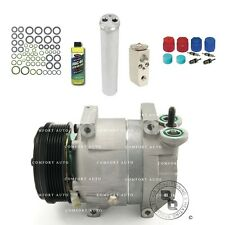 New AC A/C Compressor Kit Fits: 2004 - 2008 Chevrolet Aveo / Aveo 5 L4 1.6L