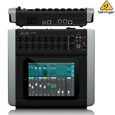 Behringer X18 Compact 18-Channel iPad/Tablets Digital Mixer l Authorized Dealer