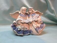 "Sarah's Angels Forever Friends Angel Figurine ""Kerrie & Rachel"""