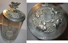 Tübingen - Bierkrug 0,5 L - Zirkel -1867 - A. Heinzmann / Pennal-Starkenburgia ?