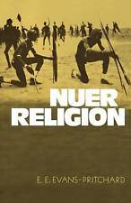 Nuer Religion-ExLibrary