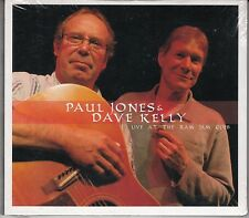 Paul Jones & Dave Kelly  - Live At The Ram Jam Club  CD Neu